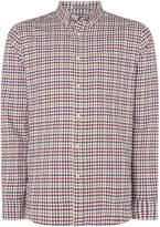 Howick Men's Highgate Gingham Long Sleeve Shirt