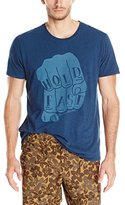 Nudie Jeans Men's Hold Fast Roundneck T-Shirt
