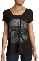 Calvin Klein Jeans Weathered Signature Graphic T-Shirt