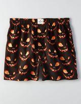 American Eagle AEO Spooky Pumpkins Boxer