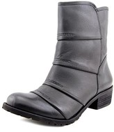Andre Assous Rachel Women Round Toe Leather Ankle Boot.