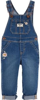 Osh Kosh Oshkosh Bgosh Baby Girl Denim Overalls