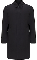 John Lewis All Seasons Detachable Liner Mac, Black