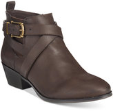 Style&Co. Style & Co. Harperr Strappy Booties, Only at Macy's