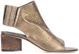 Zero Maria Cornejo Illa sandals - women - Leather - 6.5