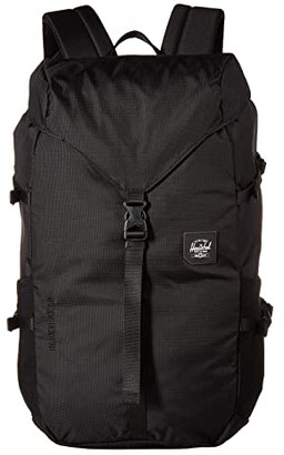 Herschel Barlow Large (Black) Backpack Bags