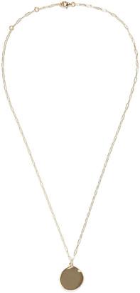 Iris & Ink Layla 18-karat Gold-plated Necklace