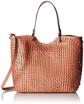 Cole Haan Genevieve Open Weave Large Tote