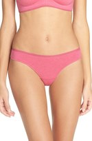 OnGossamer Low Rise Thong (3 for $45)