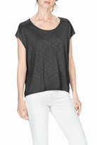 Lilla P Seamed Scoop Neck