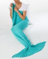 Celebrate Shop Celebrate Shop Mermaid-Tail Blanket