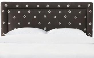 Bronx Echevarria Linen Upholstered Panel Headboard Ivy Size: Twin