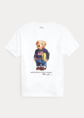 Ralph Lauren Polo Bear Literacy Tee