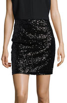 Highline Collective Sequined Mini Skirt