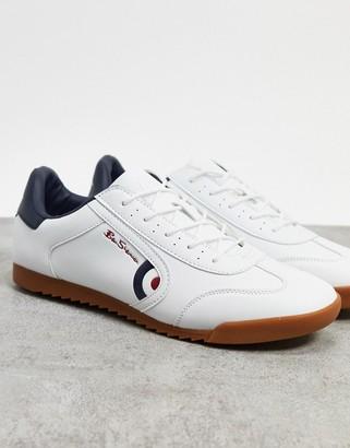 Ben Sherman target retro sneakers