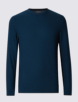 Limited Edition Tailored Fit Crew Neck Jumper