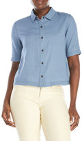 J Brand Janet Button Front Shirt