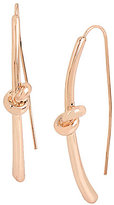 Kenneth Cole New York Knotted Stick Linear Earrings