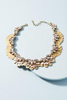 BaubleBar Gilded Garden Collar Necklace