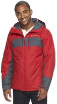 Columbia Men's Winterswept Thermal Coil Colorblock Hooded Jacket