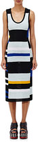 Proenza Schouler Women's Striped Crochet Dress