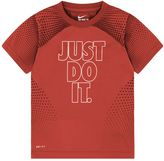 "Nike Boys 4-7 Just Do It"" Dri-Fit Tee"