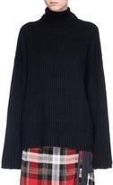 Public School 'Serat' oversized turtleneck Merino wool blend sweater