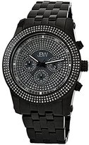 "JBW Men's JB-6219-270-C ""Krypton"" 2.5 Carats Diamond Chronograph Watch"