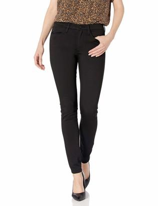 Buffalo David Bitton Women's Ivy High Rise Skinny Rinse Twill Jeans