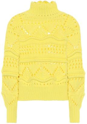 Etoile Isabel Marant Isabel Marant, étoile Naka cotton-blend sweater