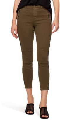 Sanctuary Social Standard High Waist Crop Skinny Jeans