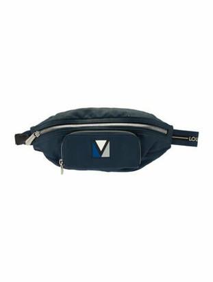 Louis Vuitton Cup Mizenu Belt Bag Blue