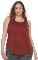SONOMA Goods for Life Plus Size SONOMA Goods for LifeTM Lace-Up Back Tank