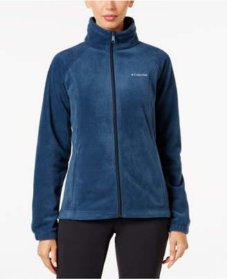 Columbia Women Benton Springs Fleece Jacket