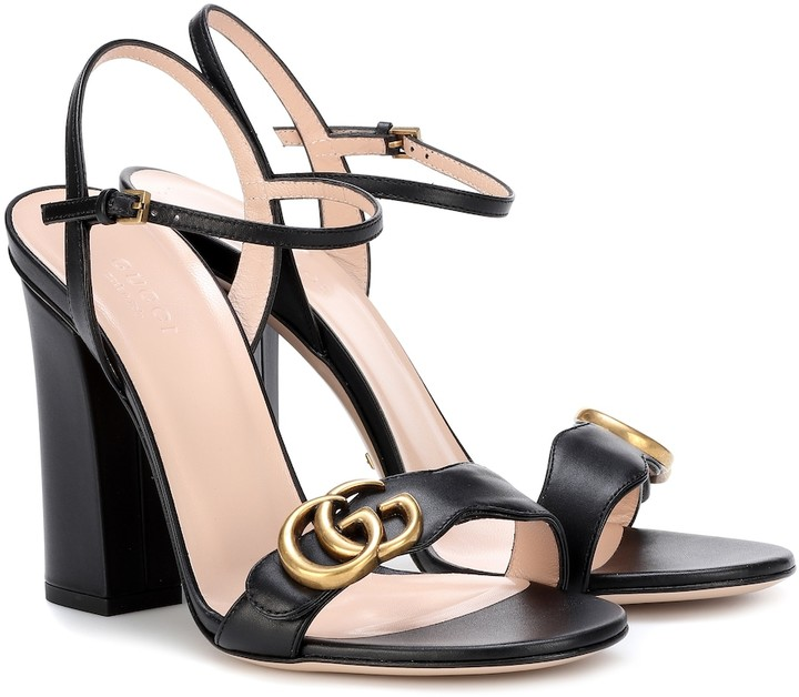 Gucci Leather sandals