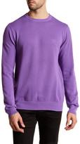 Gant Pique Crew Neck Textured Sweater
