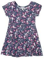 Splendid Little Girl Printed Dress