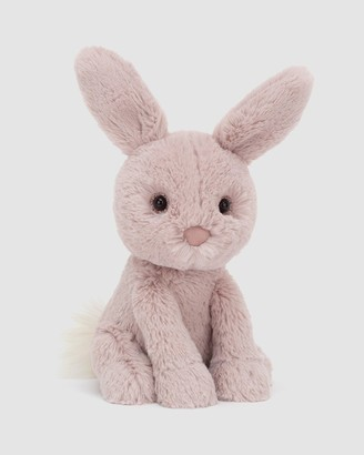 Jellycat Girl's Pink Animals - Starry Eyed Bunny - Size One Size at The Iconic