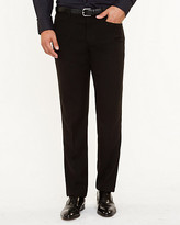 Le Château Stretch Twill Straight Leg Pant