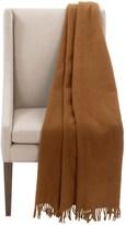 "Faribault Woolen Mill Co. Crestline Wool Throw Blanket - 50x60"""