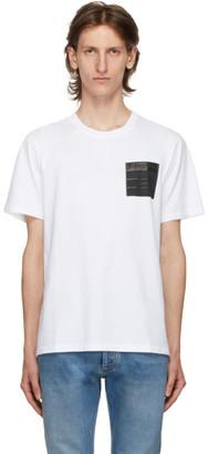 Maison Margiela White Stereotype T-Shirt