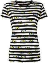 Proenza Schouler striped T-shirt - women - Cotton - XS