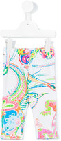 Roberto Cavalli patterned jeans - kids - Cotton/Spandex/Elastane - 24 mth