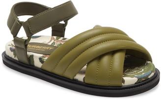 Burberry Clangley Sandal