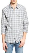 Lucky Brand Men's Santa Fe Western Woven Shirt