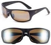 Maui Jim 'Haleakala - PolarizedPlus ® 2' Polarized Wrap Sunglasses