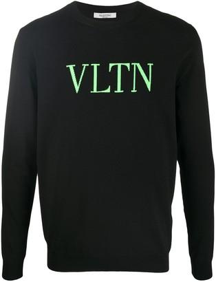 Valentino VLTN intarsia jumper