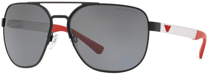 Emporio Armani Polarized Sunglasses, EA2064