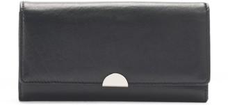 Apt. 9 Lambskin Leather RFID-Blocking Full Clutch