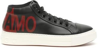 Salvatore Ferragamo Tour Sneakers